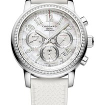 Chopard Mille Miglia Chronograph Stainless Steel &...