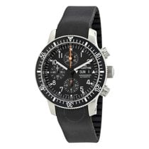 Fortis Cosmonauts Chronograph Black Dial Men's Watch