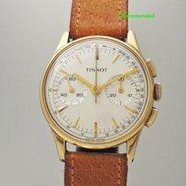 Tissot Chronograph Vintage 18k Gold