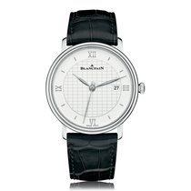 Blancpain Villeret Ultraplate Automatic Mens Watch 6651-1143-55B