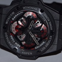 Hublot Big Bang King Power Unico GMT Skeleton Ceramic Automatic