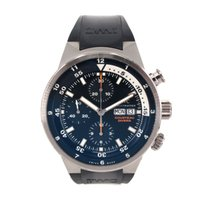IWC Aquatimer Cousteau Divers Tribute to Calypso Limited Edition