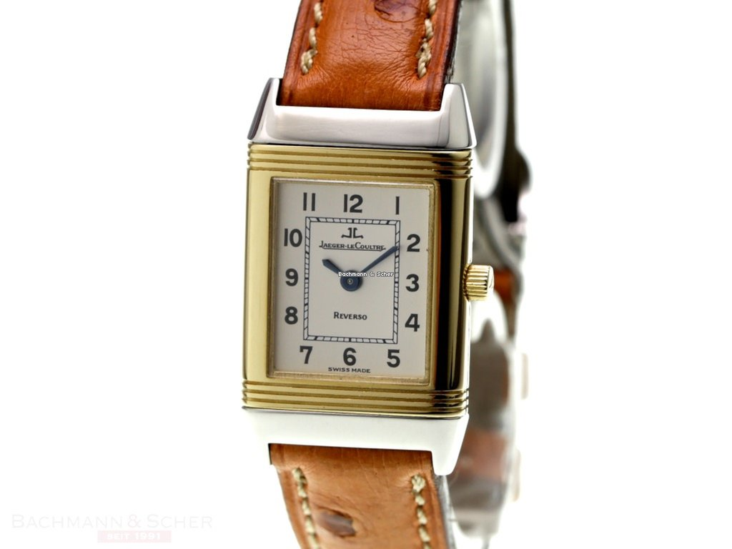 0392502aaa3e Jaeger-LeCoultre Reverso Lady Hand Winding Ref - 260 5 86... for NZ ...