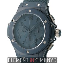 Hublot Big Bang All Blue Ceramic Chronograph 44mm Limited Edition
