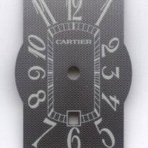 Cartier Zifferblatt mit arabischen Ziffern, Datum bei der 6
