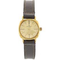 Baume & Mercier Ladies Vintage  18k Yellow Gold 38208