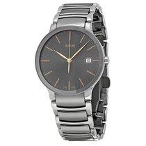 Rado Centrix Grey Dial Stainless Steel Men's Watch