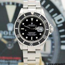 Rolex Submariner Stahl Automatik Ref:16610 mit Box von 2002