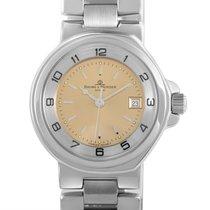 Baume & Mercier Ladies Stainless Steel Automatic Watch...