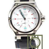 Anonimo Dino Zei Glauco steel white dial 11006 NEW