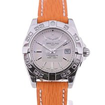 Breitling Galactic 32 Quartz Chronometer Leather