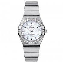 Omega Ladies 12315276005001 COnstellation Watch