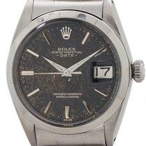 Rolex Oyster Perpetual Date ref 1500 Tropical Gilt Dial circa...