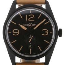Bell & Ross Vintage 41 Heritage Black Dial