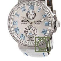 Ulysse Nardin Marine Chronometer Manufacture 43mm  Mother of...