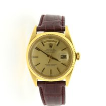 Rolex Day-Date yellow gold vintage
