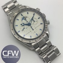 Omega Speedmaster  Moonwatch Broad Arrow Moonphase