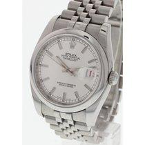 Rolex Datejust Stainless Steel Watch 116200