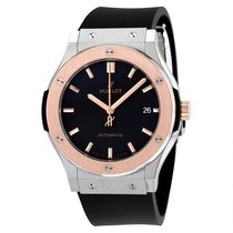 Hublot Classic Fusion  Titanium Mens WATCH 511.NO.1181.RX