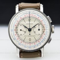 Longines 13ZN Rare Vintage 13ZN Chronograph SS (26411)
