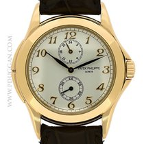 Patek Philippe 18k rose gold Travel Time