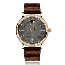 IWC Schaffhausen Portofino Automatic Moonphase Rose Gold...