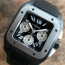 カルティエ (Cartier) Santos Titanium Chronograph Automatic 100 XL...