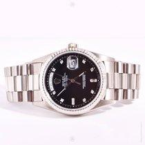 Rolex Day Date Diamonds 18239