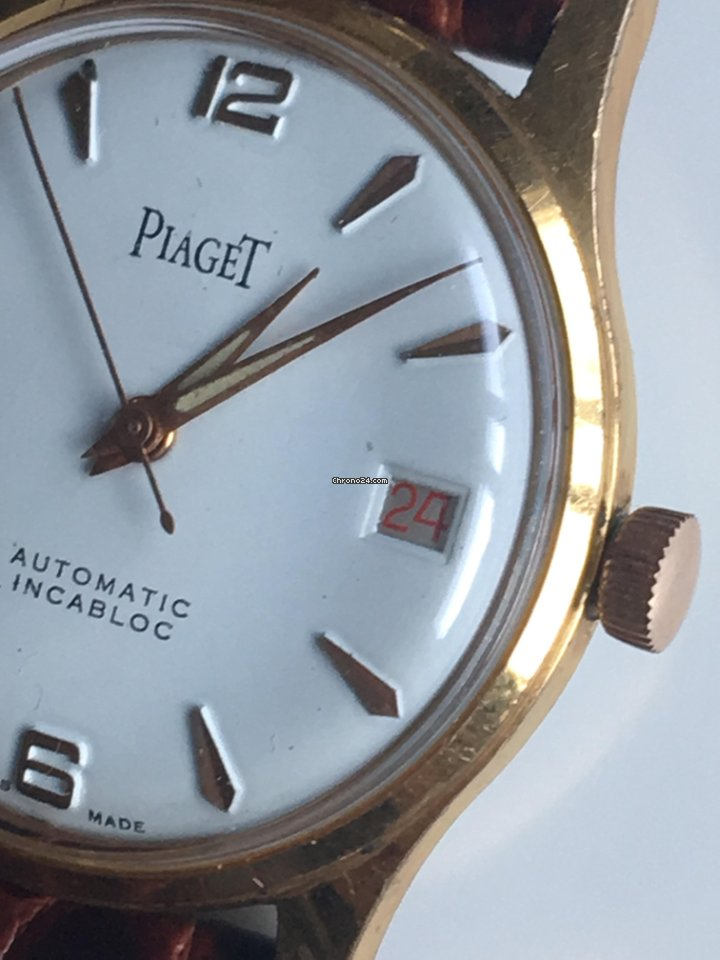 eb2d0e65b5df2 Piaget Vintage Automatic NEW OFFER por R  3.342 para vender por um Seller  na Chrono24