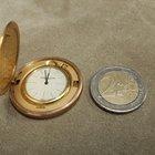 Audemars Piguet 20 Dollars Coin - Pocket Watch - Yellow Gold