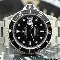 Rolex Submariner Stahl Automatik Ref:16610 mit Box von 1999