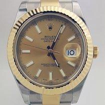 ロレックス (Rolex) Datejust II 41mm /Gold and Steel /18K Yellow...