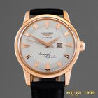 Longines Conquest Calendar 18K Rose Gold Automatic 1956 Year BOX