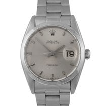 Rolex Oysterdate  Steel with Silver Dial, Ref: 6694