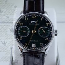 萬國 (IWC) IW500708  Portugieser 7Days (Green)  limited 98pcs