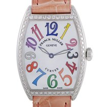 Franck Muller Color Dreams Womens Quartz Steel Watch 2852QZMOP...