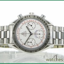 Omega 2006 Torino Olympic Reduced white