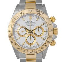 Rolex Daytona Steel & Gold White Dial (Zenith movement)...