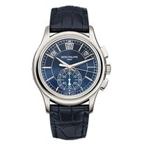 Patek Philippe Annual Calendar Chronograph Platinum Watch
