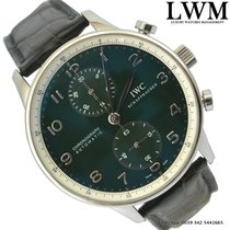 萬國 (IWC) Portoghese IW371430 chronograph Boris Becker Edition...