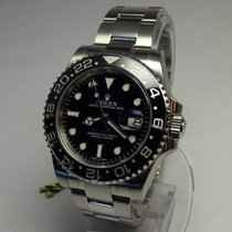 Rolex Oyster Perpetual GMT Master II, 116710LN, LC100, ungetragen