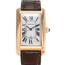 Cartier Watch Tank Americaine W2609156