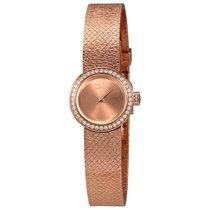 Dior La Mini De Pink Gold Diamond Ladies Watch