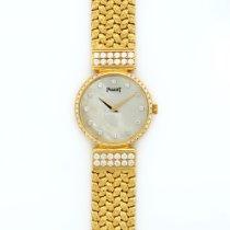 Piaget Yellow Gold Diamond & Sapphire Watch