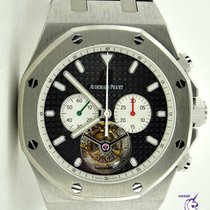 Audemars Piguet Tourbillon Chronograph Titanium LIMITED...