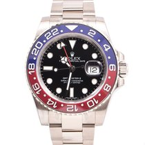 Rolex GMT Master II Pepsi NEW/DISCONTINUED 116719BLRO