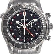 Omega Seamaster 300 M GMT Chronograph Ref. 212.30.44.52.01.001