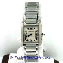 Cartier Tank Francaise Ladies W51008Q3