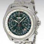 Breitling Bentley Motors Chronograph Stainless Steel Green...