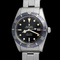 "Rolex Vintage Submariner 5508 ""James Bond"" gilt shiny..."